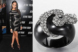 Zoe Saldana's Red Carpet Style