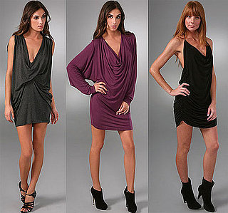 Stylish Draped Dresses