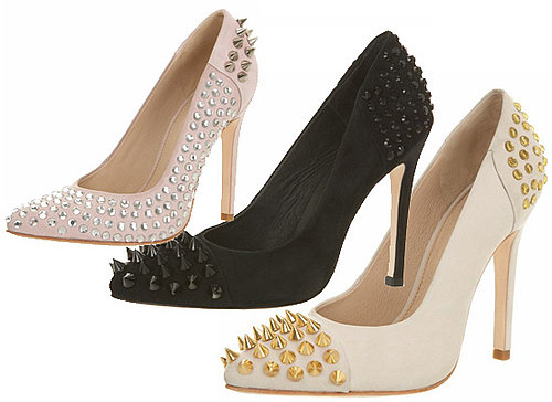 Louise Goldin Studded Heels for Spring 2010