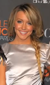 BellaTV: Get Katie Cassidy's Messy Side Braid Look
