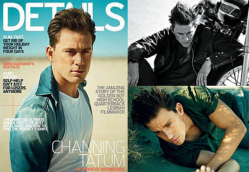 Photos of Channing Tatum in Details