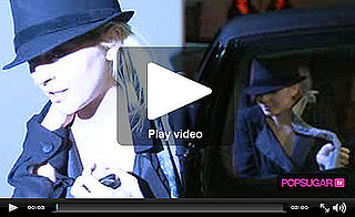 Video of Lindsay Lohan's Saturday Night Car Accident!