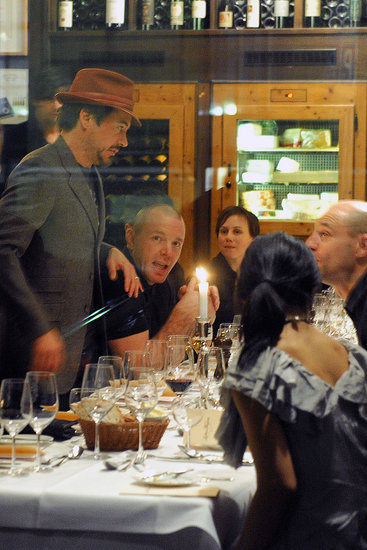 Photos of Sherlock Dinner
