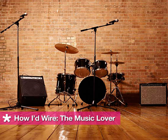 How I'd Wire: The Music Lover