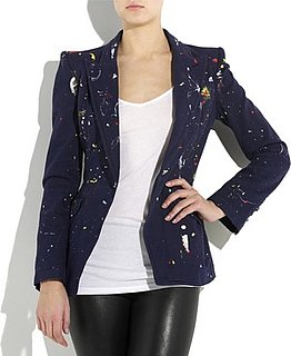 Alexander McQueen Paint-Splattered Blazer: Love It or Hate It?