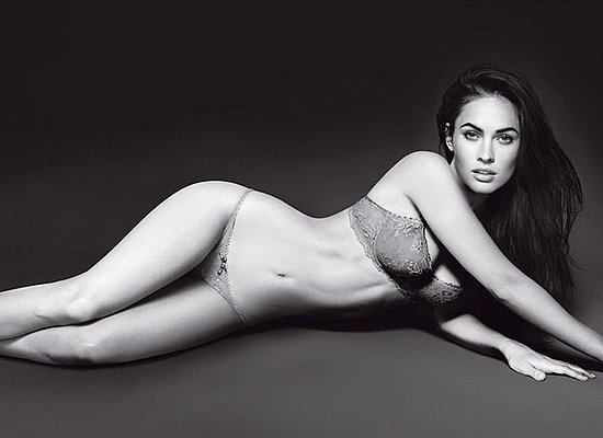 Megan Fox, Armani Ads