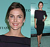 Keri Russell Shines at Tiffany's