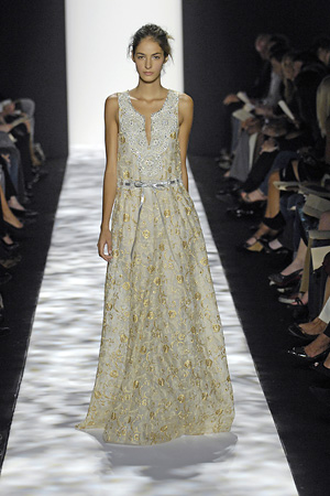 NY Fashion Week: Badgley Mischka