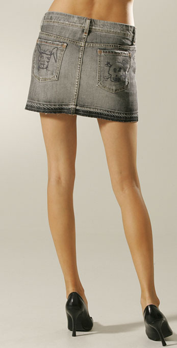 Wardrobe Staple - The Denim Skirt