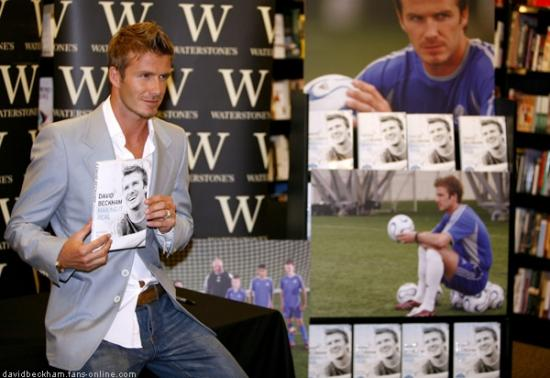 Becks Gives Props To Posh