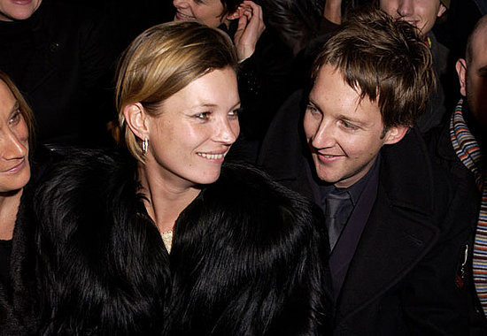 2002: Marc Jacobs fashion show with Jefferson Hack