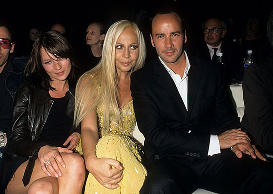 1999: VH1/&lt;i&gt;Vogue&lt;/i&gt; Fashion Awards with Donatella Versace and Tom Ford