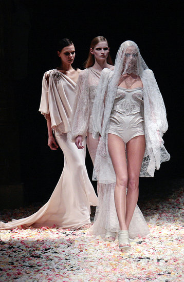 Givenchy&#039;s Spring 2009 Couture Corpse Brides