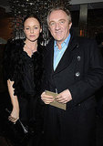 Stella McCartney and Francois-Henri Pinault