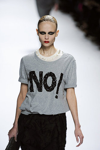 Viktor & Rolf Goes Democratic — and Online — for Spring 2009