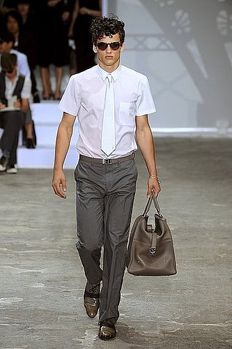 Our Top Ten Spring 09 Menswear Looks From Milan & Paris