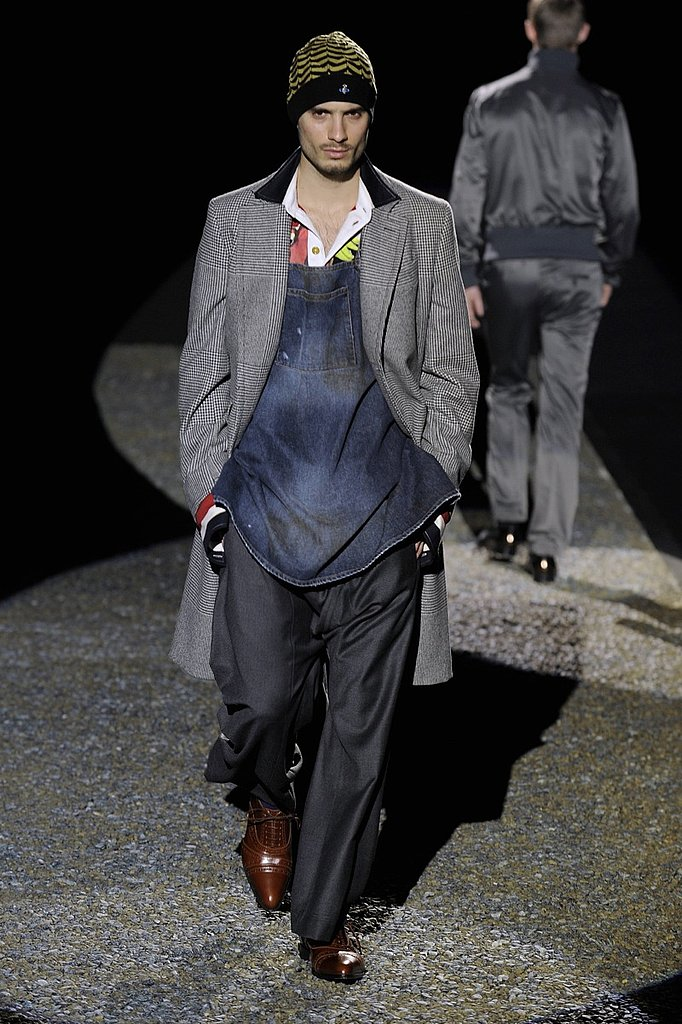 Milan: Vivienne Westwood Men's Fall 2009