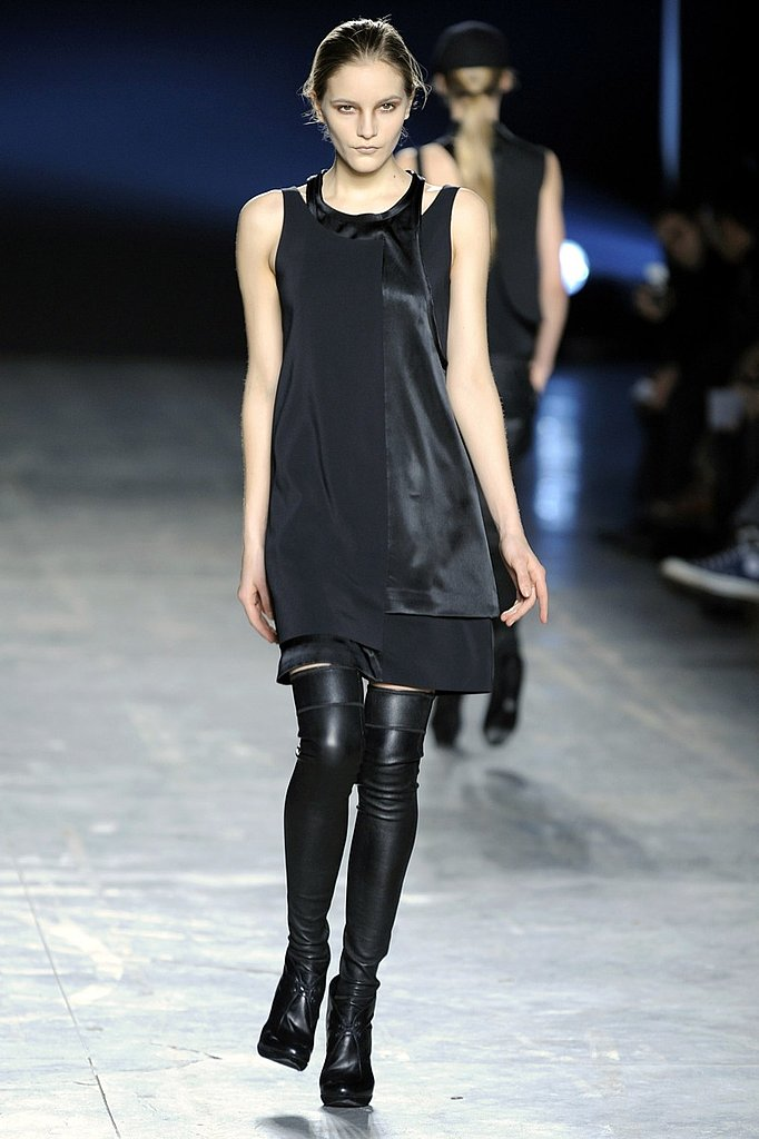 Milan: Neil Barrett Fall 2009