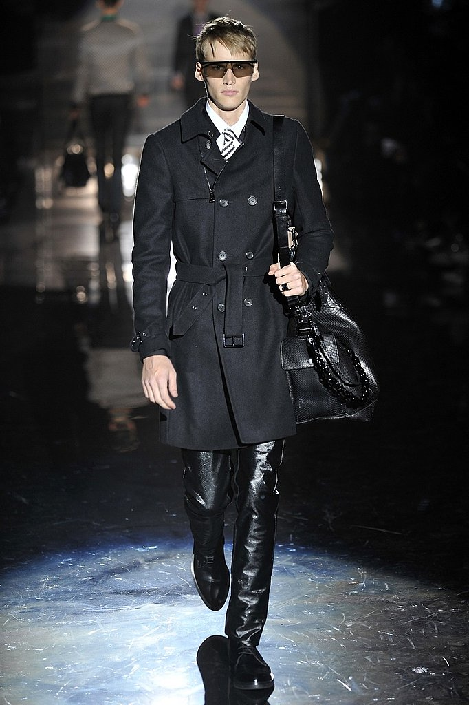 Milan: Gucci Men's Fall 2009
