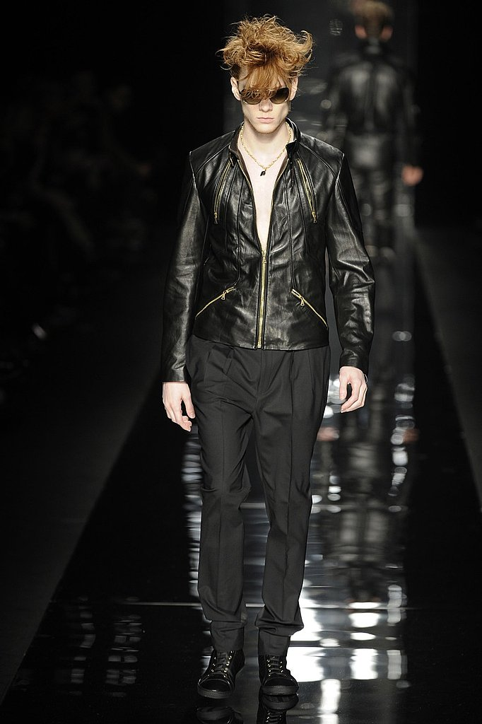 Milan: John Richmond Men's Fall 2009