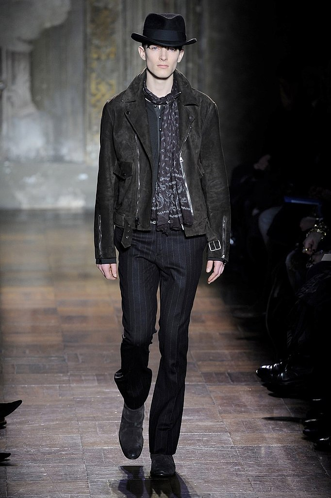 Milan: John Varvatos Men's Fall 2009