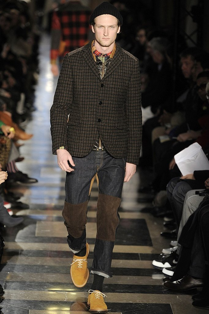 Paris: Junya Watanabe Men's Fall