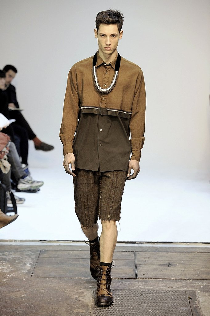 Paris: Blaak Homme Fall 2009
