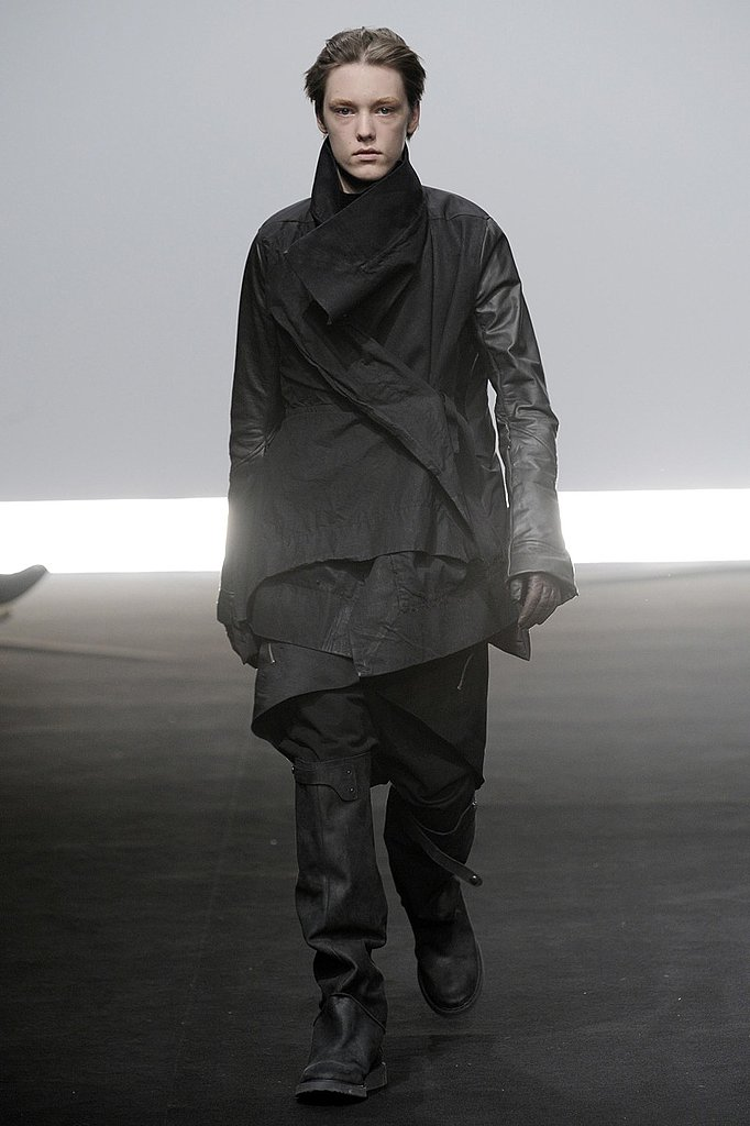 Paris: Rick Owens Men's Fall 2009