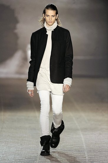 Paris: Kris Van Assche Men's Fall 2009