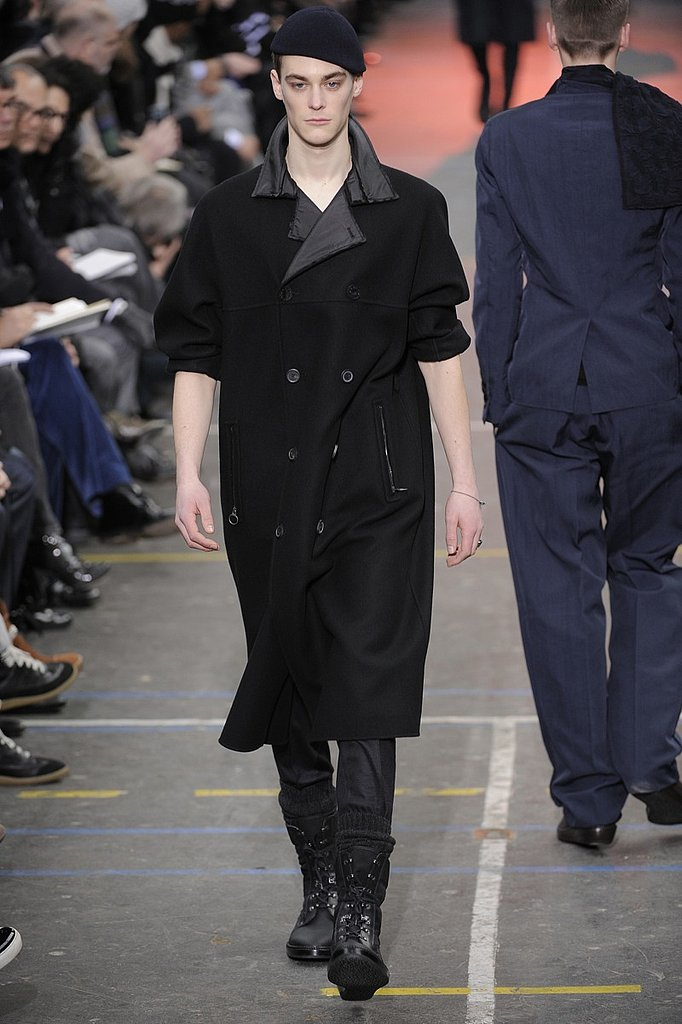 Paris: Lanvin Men's Fall 2009