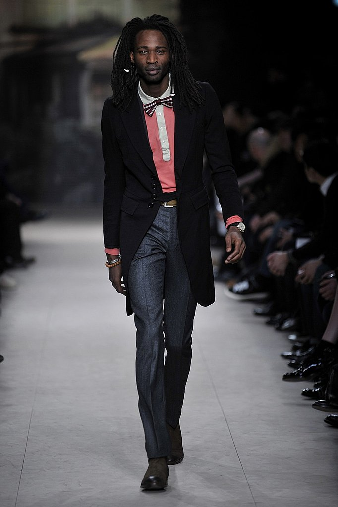Paris: Paul Smith Men's Fall 2009