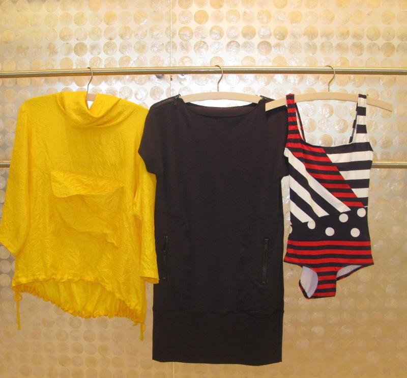 In The Showroom: Michael Kors Resort 2009 Swimwear