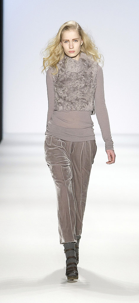 Berlin Fashion Week: Strenesse Blue Fall 2009