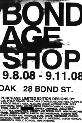 Oak pop up on Bond Street
