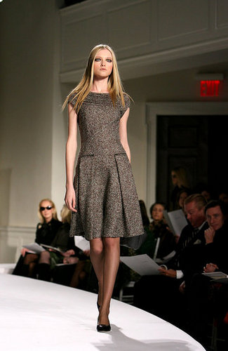 Oscar De La Renta Fall Winter 2008 Designer Interview, Photos, and Fashion Show Video