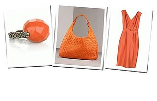 Bottega Veneta Does Orange