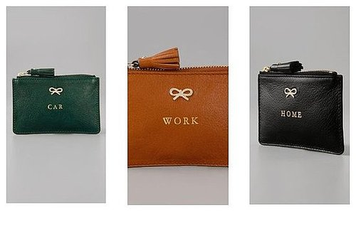 Gift Giver: Little Leather Pouches