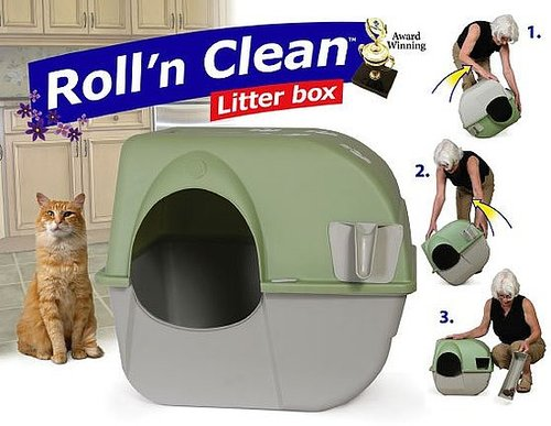 Best litterbox ever!