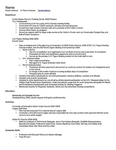 Entry Level Chef Resumes Template Resume Examples RecentResumes Com
