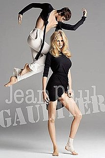 Lara Stone Wraps It Up for Jean Paul Gaultier Spring 2009