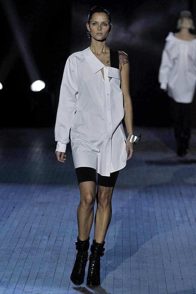 Tasha Tilberg at Alexander Wang