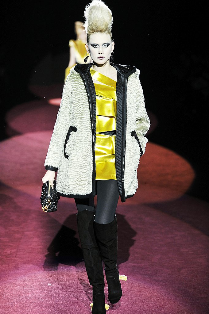 Colette Pechekhonova at Marc Jacobs