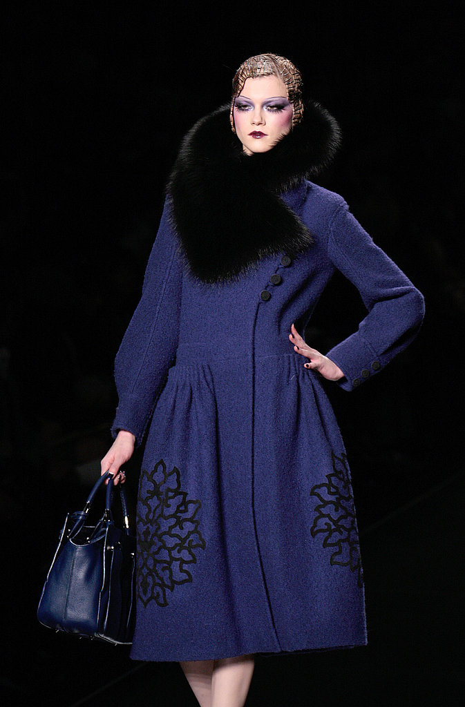 Christian Dior Fall 2009: Once More, With Feeling