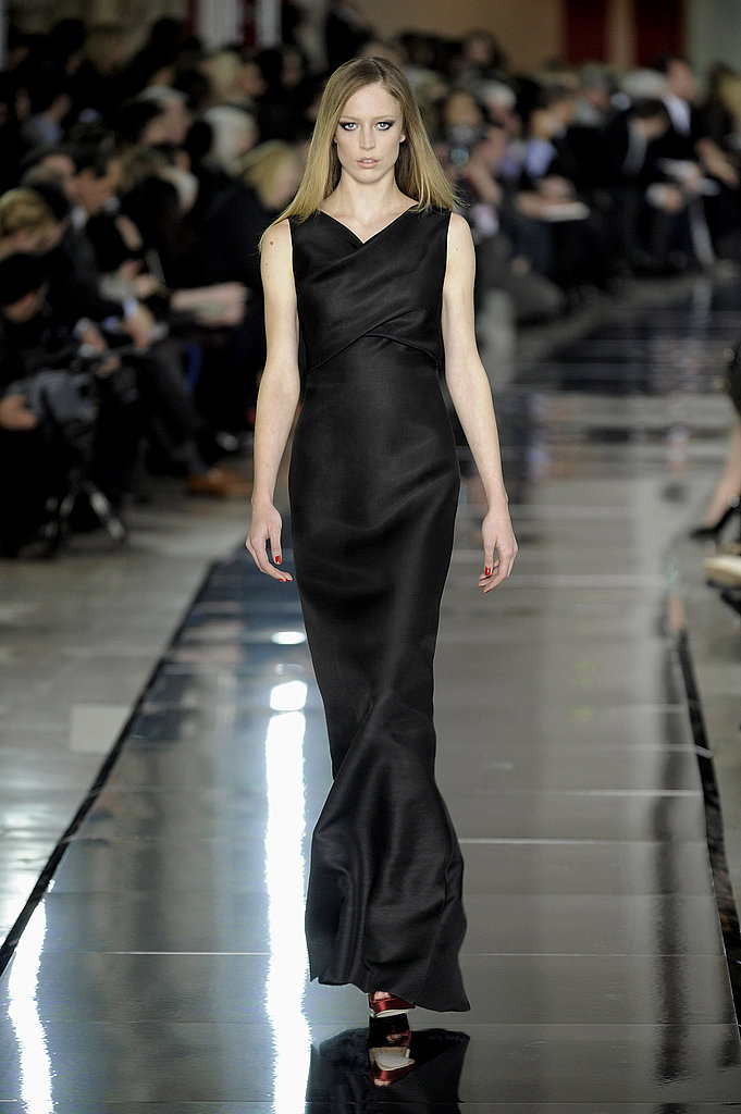 Valentino: Still Lacking Direction for Fall 2009