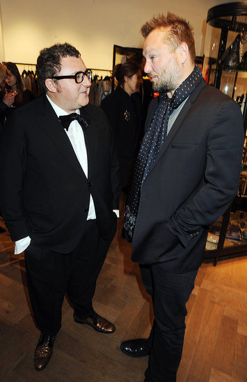 Alber Elbaz, Juergen Teller