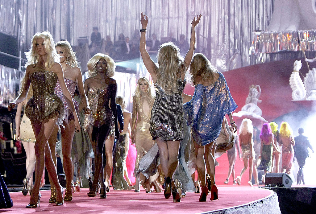Models Galore Hit Vienna for 2009 Life Ball Extravaganza