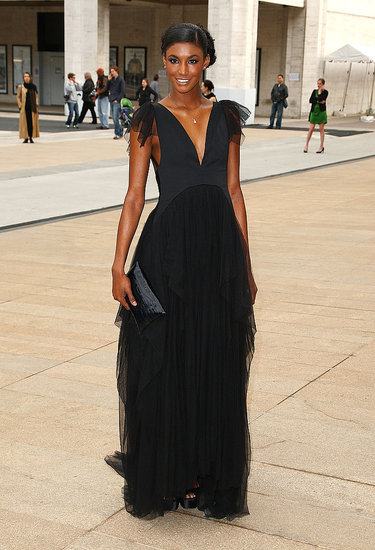 Sessilee Lopez in Jason Wu