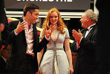 Lily Cole at with boyfriend Enrique Murciano The Imaginarium of Dr. Parnassus premiere