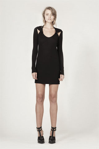 Alexander Wang Takes Away Some of the Edge, Replaces with Lighter Colors for Cruise 2010