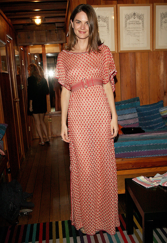 June 4: Anouck Lepere at Missoni Dinner Party